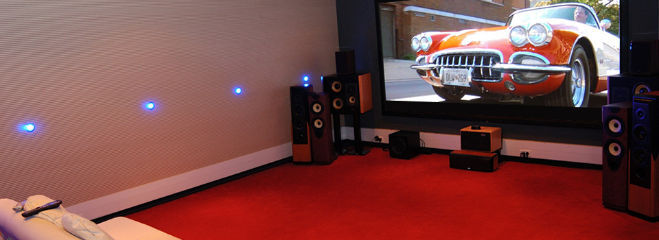 slider home cinema