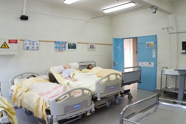 Simulation en soins infirmiers
