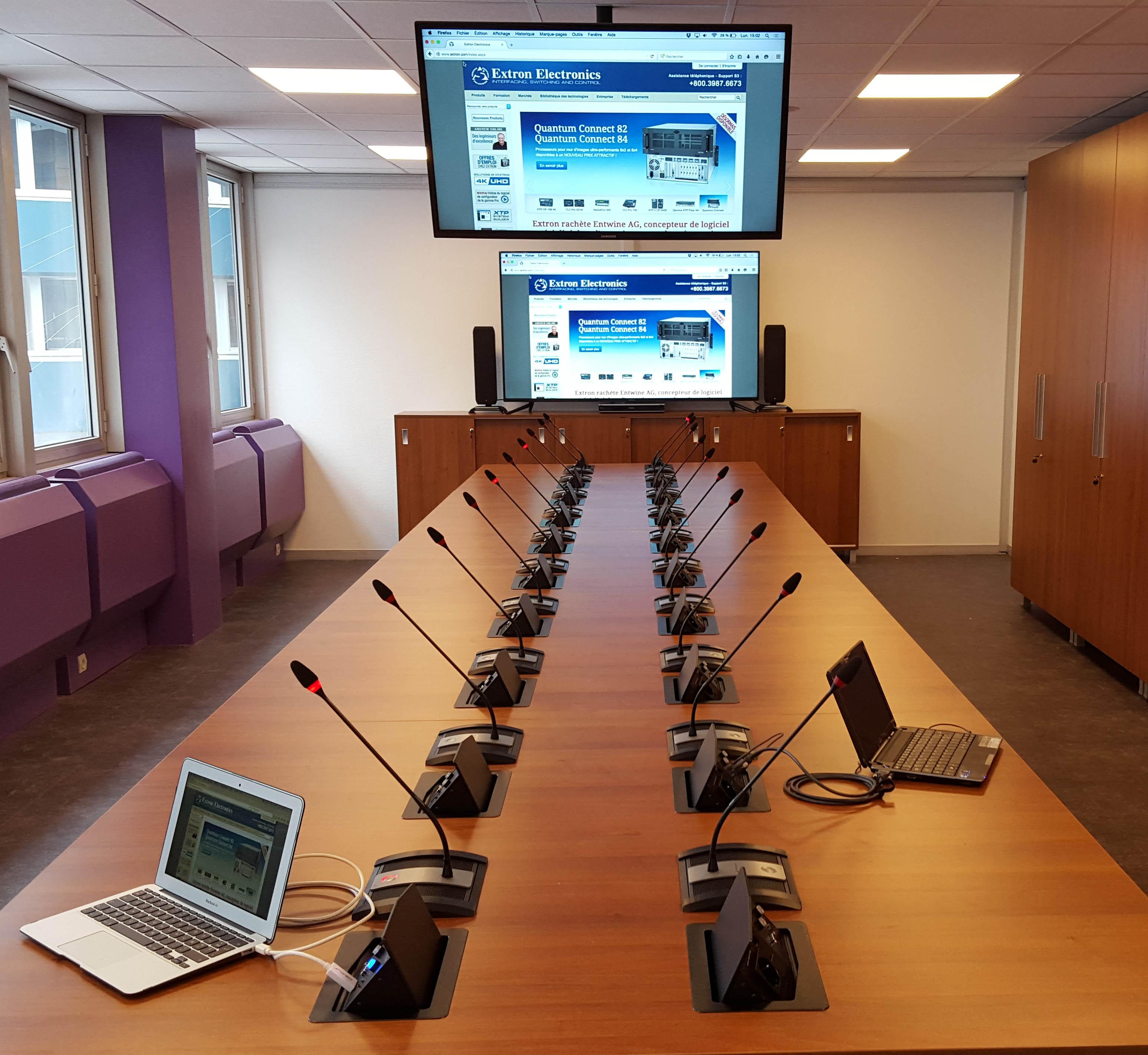 concept one integrateur audio video accueil 2